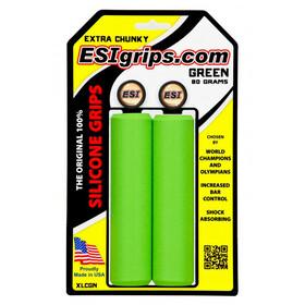 ESI Extra Chunky Handvatten, green